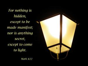 parable of the lamp